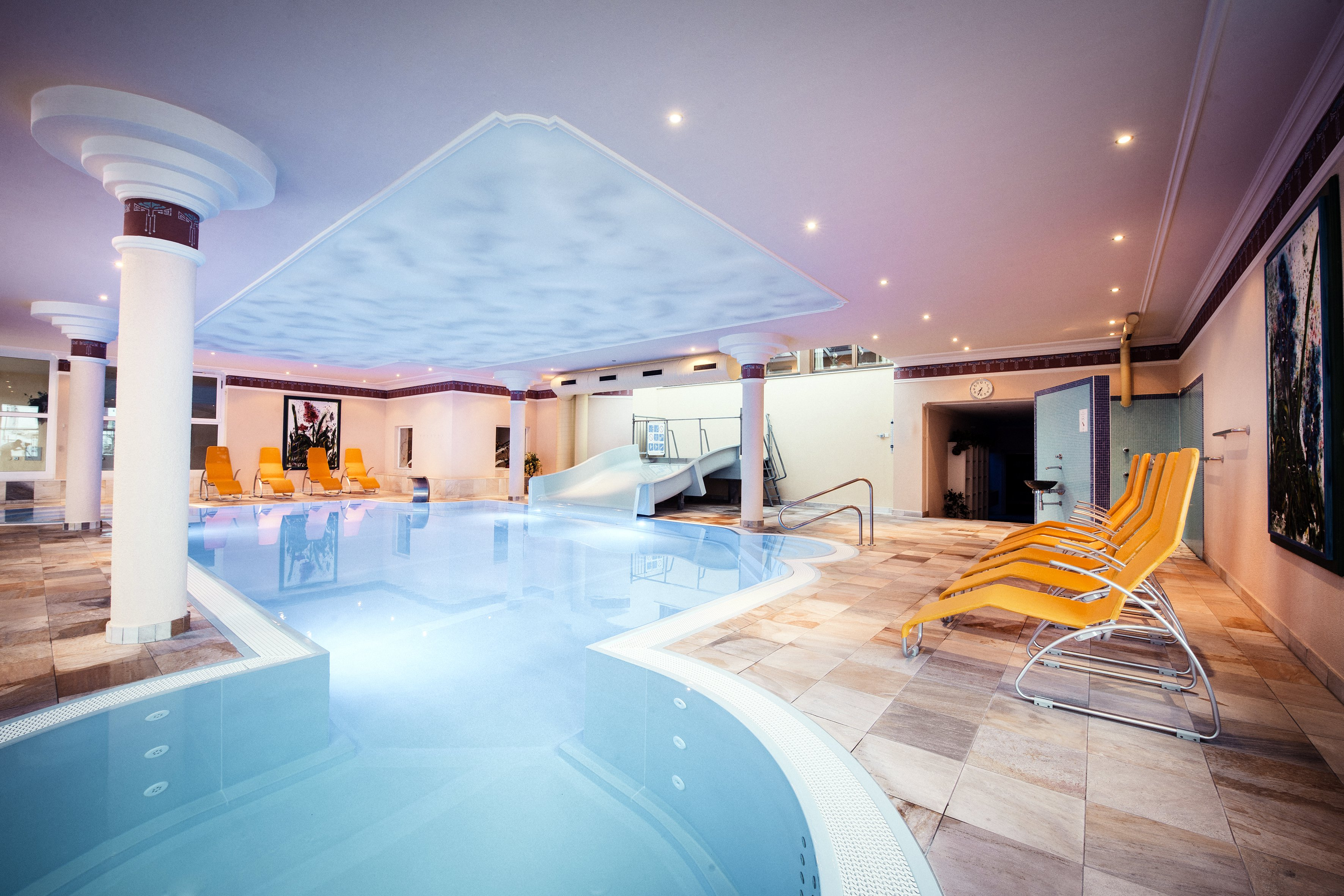 Endless Sky Pool: Der höchstgelegene Infinity-Pool der Alpen ...